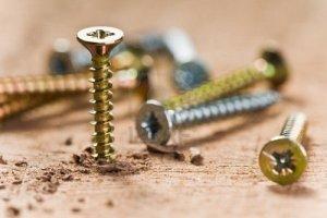 wood screw